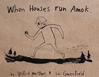 Houses storybook