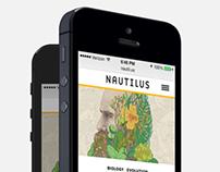 Nautilus Mobile Experience