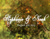 Stephanie & Noah | Wedding Album