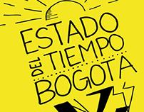 Estado del Tiempo en Bogotá