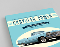 Chrysler Power Magazine Redesign