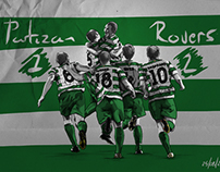 League of Ireland Illustrations