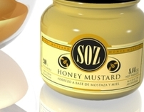 2004 - Soz Honey Mustard