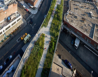 Teoria U.I Urbano: The High Line
