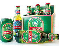 TSINGTAO beer Package