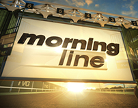 TVG Morning Line Show Package at Cake Studios