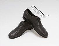 Handmade Vein Shoes