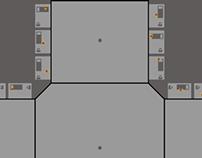 Micro Card Game - Escape
