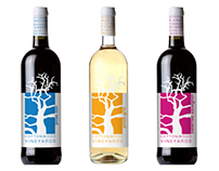 Cottonwood Vineyards Packaging