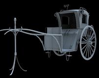 Early 1900's Hanson Cab