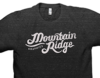 Mountain Ridge Graphics T-Shirts