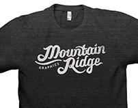 Mountain Ridge Graphics T-Shirts