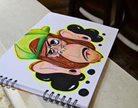 Monkey Draw