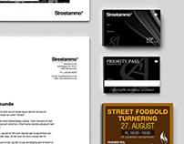 Streetammo - Identity & Branding