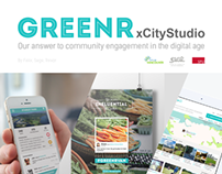 Greenr: Citystudio project for City of Vancouver