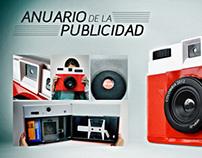 ANUARIO PUBLICIDAD 2012