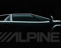 ALPINE STEREO / 1988