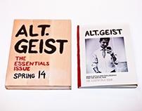 ALT.GEIST Men's Style and Philosophy Magazine