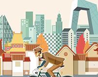 beijing vintage ride