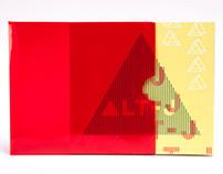 Alt-J packaging system