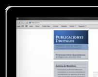 Proyecto Sustentable, publicaciones digitales