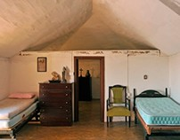 in La Matanza de Acentejo: the twin bedroom