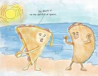 """Taco Bell """"Comida llena de amor"""""""