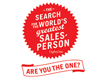 The World's Greatest Salesperson Contest - YouTube