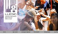 Llesig Website