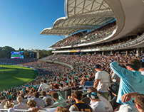 Adelaide Oval,  Eastern Stand