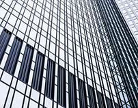 Fassaden in Frankfurt