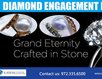 Diamond Engagement Rings | 972 335 6500 | eatoncustomje