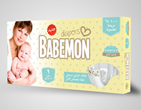 Babemon Baby Diapers