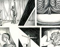 La Case est Belle | Fanzine n.2 | Marcel Marceau