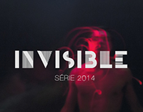 INVISIBLE (Light paintings).