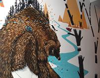 Southsea Coffee Co. Mural