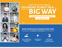 Hindustan Times Scholarship Landing Page