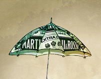 MARTINI & ROSSI PRINTS