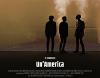 "Il Triangolo ""Un'America"" - CD package - 2014"