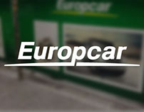 Europcar – Welcome Branding, Frankfurt (Advertising)