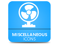 Miscellaneous Icons Pack