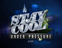 Campaign | Stay Cool Under Pressure