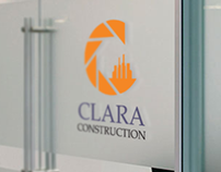 Brand Identity - Clara Construction