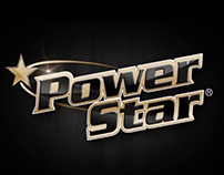 Power Star - Motion logo and parts