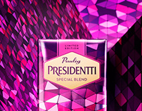 Paulig Special blend 2014