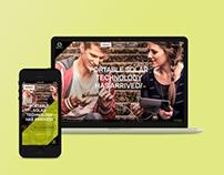 Goal Zero Website
