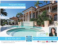 OfCourseMiami Real Estate