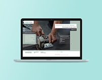 Siemens Stiftung Website