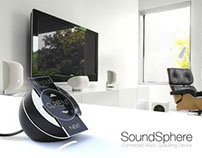 SoundSphere: Connected Music Queueing Device