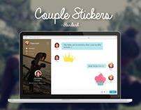 Stickers | Couple